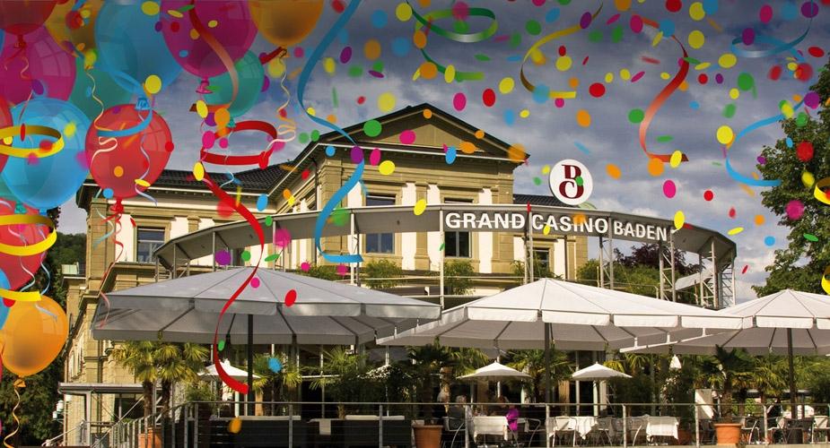 Restaurant Casino Baden